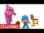 🎧 POCOYÓ en ESPAÑOL LATINO - La Pista de Baile -2x37- - CARICATURAS y DIBUJOS ANIMADOS para niños