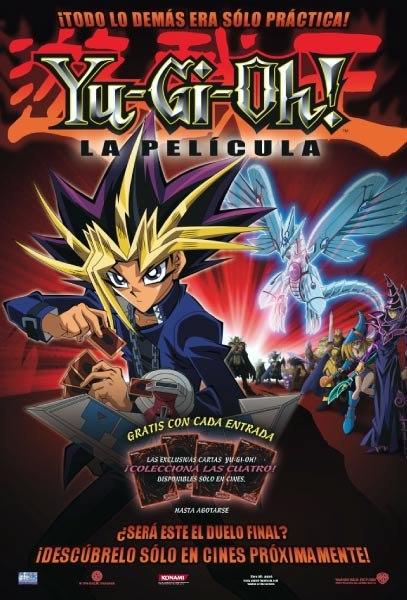 Yu-Gi-Oh! La película: Pirámide de la luz