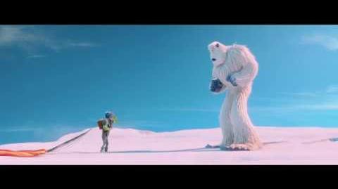 """""""PiePequeño"""". Con Sebastián Yatra en la voz de Migo. Oficial Warner Bros. Pictures (HD Doblado)"""