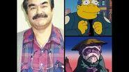 Las voces de EDUARDO BORJA (personajes)