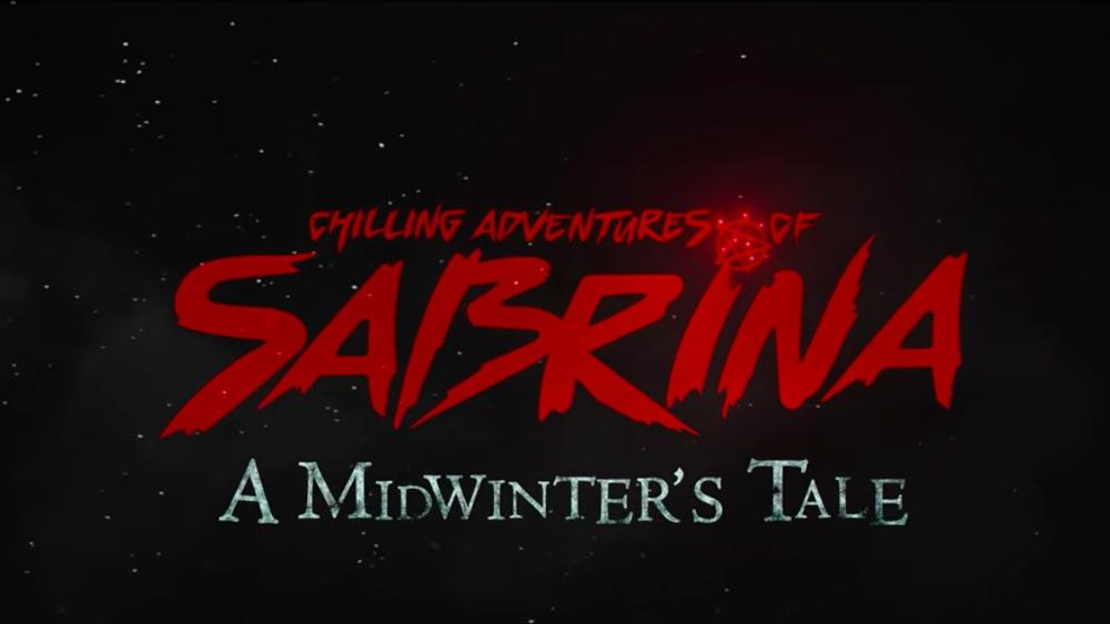 El mundo oculto de Sabrina: Un cuento invernal