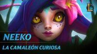 Neeko, la Camaleón Curiosa