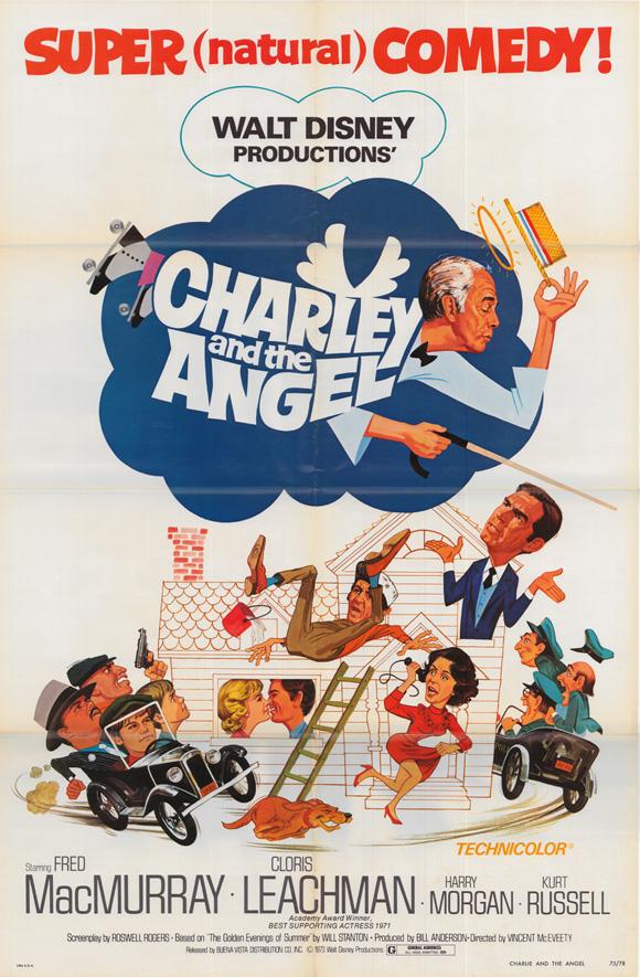 Charley y el ángel