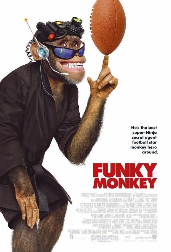 Un mono de película