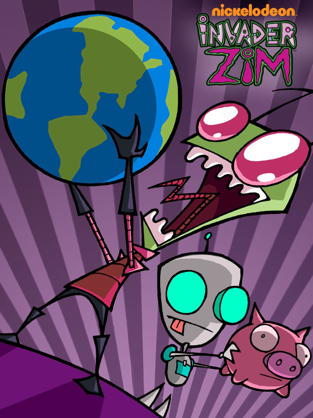 Invasor Zim