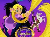 Las aventuras enredadas de Rapunzel
