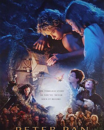 Peter pan 2003 movie poster.jpg