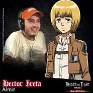 Attack on Titan Las películas (Actores presentados 02)