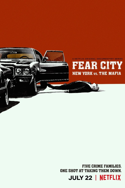 Ciudad del Miedo: Nueva York vs. La mafia