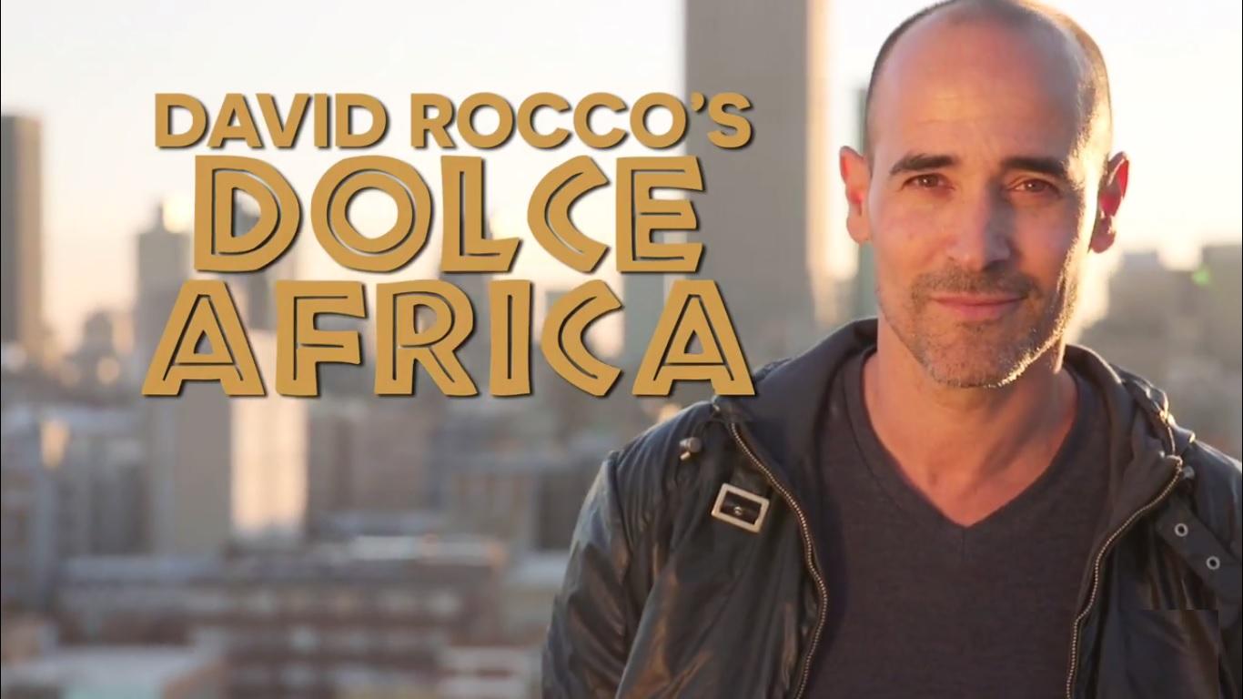 David Rocco: Dolce África