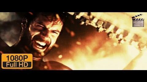 Man Of Steel escena Español Latino Full HD