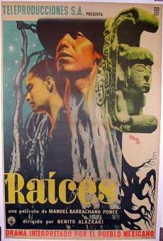 Raíces (película mexicana de 1954)