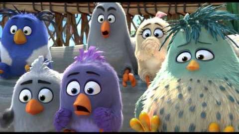 Angry Birds y el Día Internacional de la Felicidad