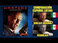 Bajo Amenaza -2005- Comparación del Doblaje Latino Original y Redoblaje - Español Latino
