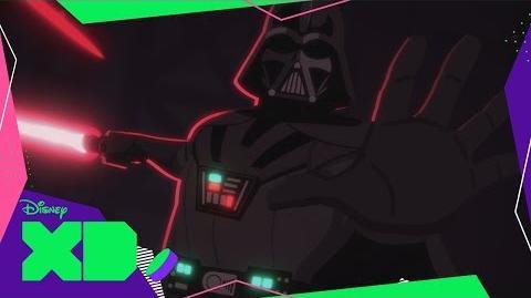 Darth Vader y el Poder del Lado Oscuro Star Wars Galaxy of Adventures