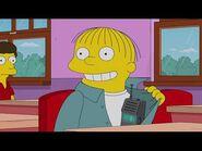 """Los Simpson Temporada 32 - Clip -3 Voces Originales - Voz de Lou, Marge, Homero dice """"anda la osa"""""""