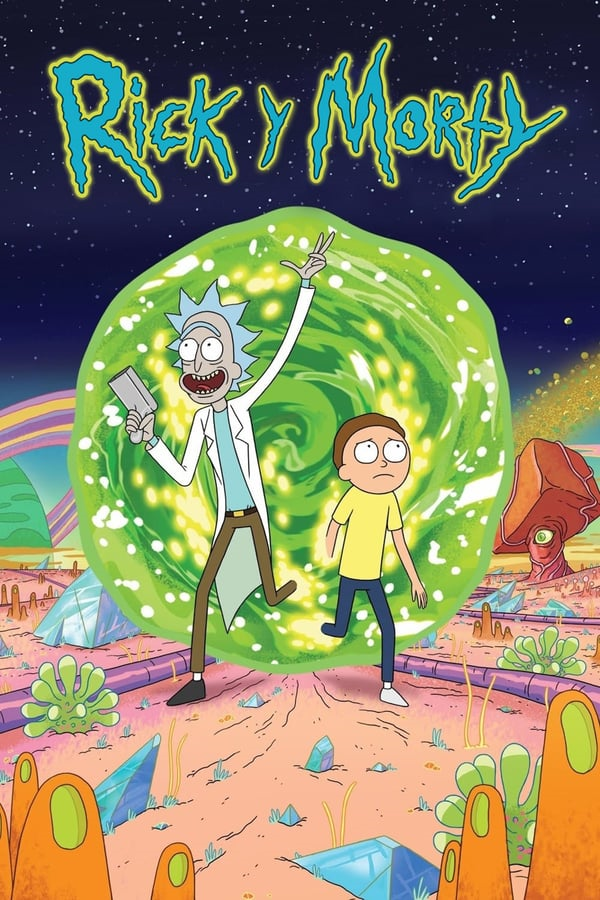 Rick Y Morty Doblaje Wiki Fandom
