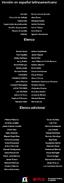 TTOTC7 Credits