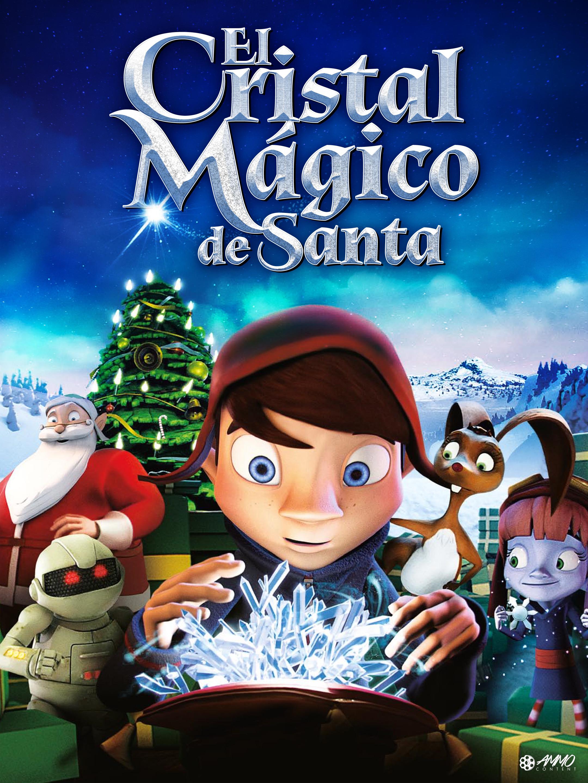 El cristal mágico de Santa