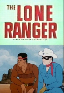 El llanero solitario (serie animada) (1966-1969)