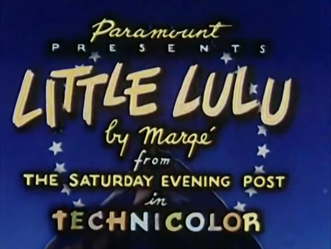 La pequeña Lulú (1944)