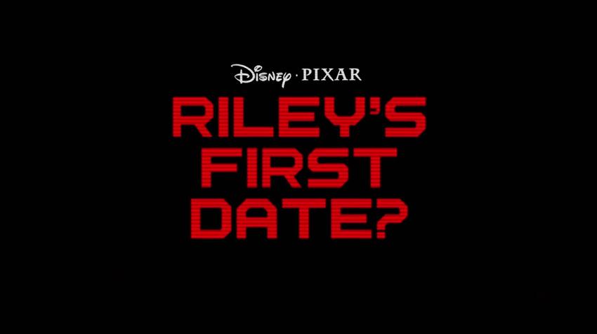 ¿Primera cita de Riley?