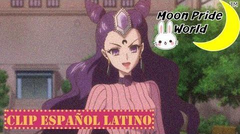 Sailor Moon Crystal - Acto 15 Intrusion Sailor Mars Español Latino