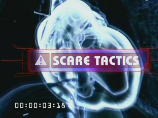 Tácticas de terror