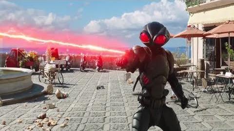 Aquaman - Black Manta vs Aquaman - Parte 2 - Escena Audio Latino FULL HD