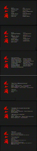 Creditos de doblaje Mulan VHS