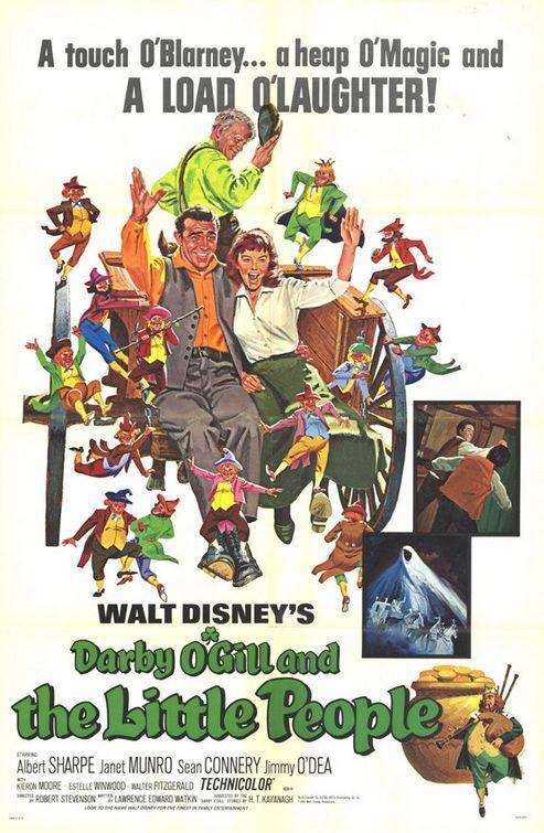 Darby O'Gill y los gnomos