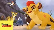 El Lenguaje de las Praderas La Guardia del León
