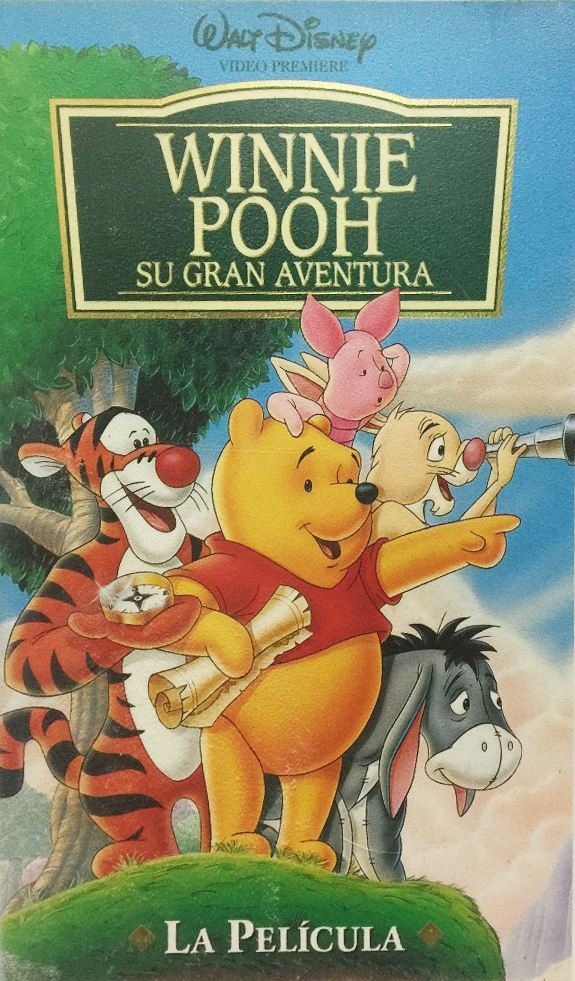 Winnie Pooh: Su gran aventura