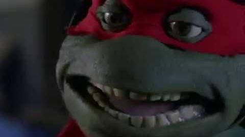 Las Ninja Tortugas Adolescentes Mutantes La nueva mutación 1997 - latino