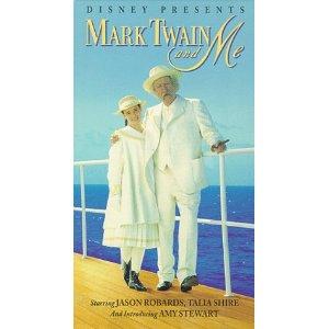 Mark Twain y yo
