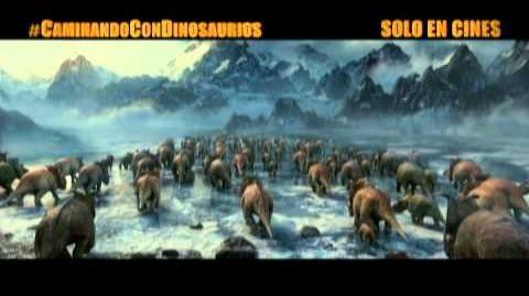 """""""Caminando con dinosaurios"""" - Spot 2"""