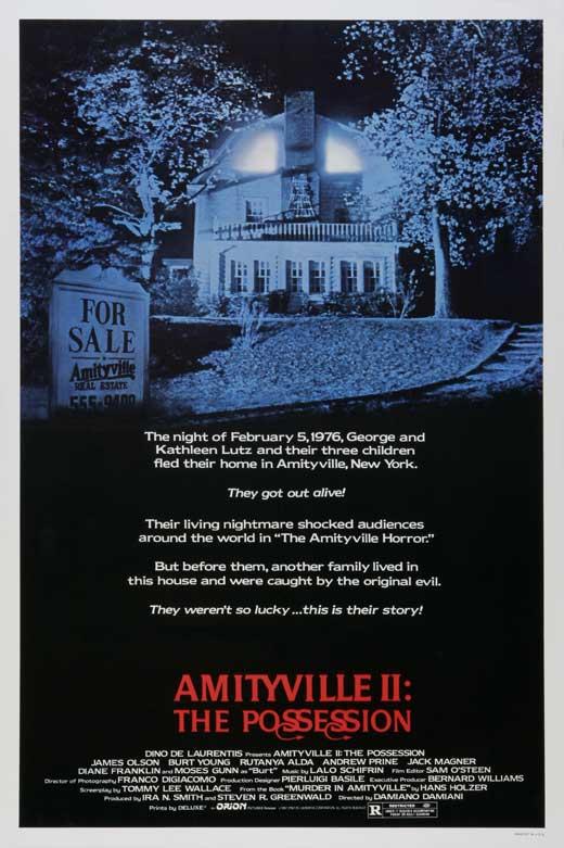 Amityville II: Violenta posesión