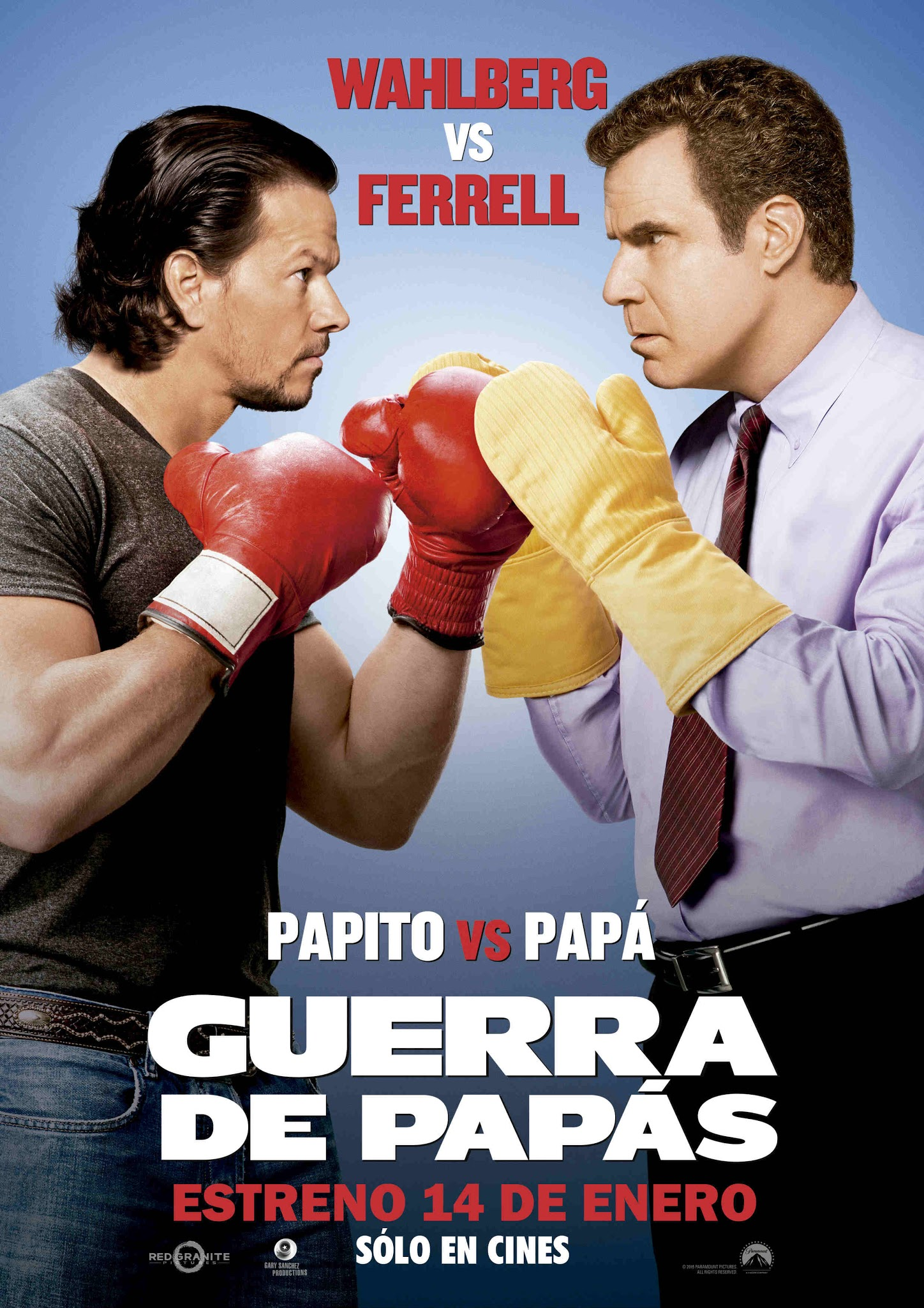 Guerra de papás (2015)