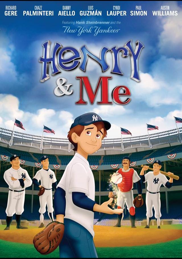 Alex1999zero/Propuesta de Doblaje: Henry y Yo