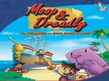 Moop y Dreadly: El tesoro de la Isla Bing Bong