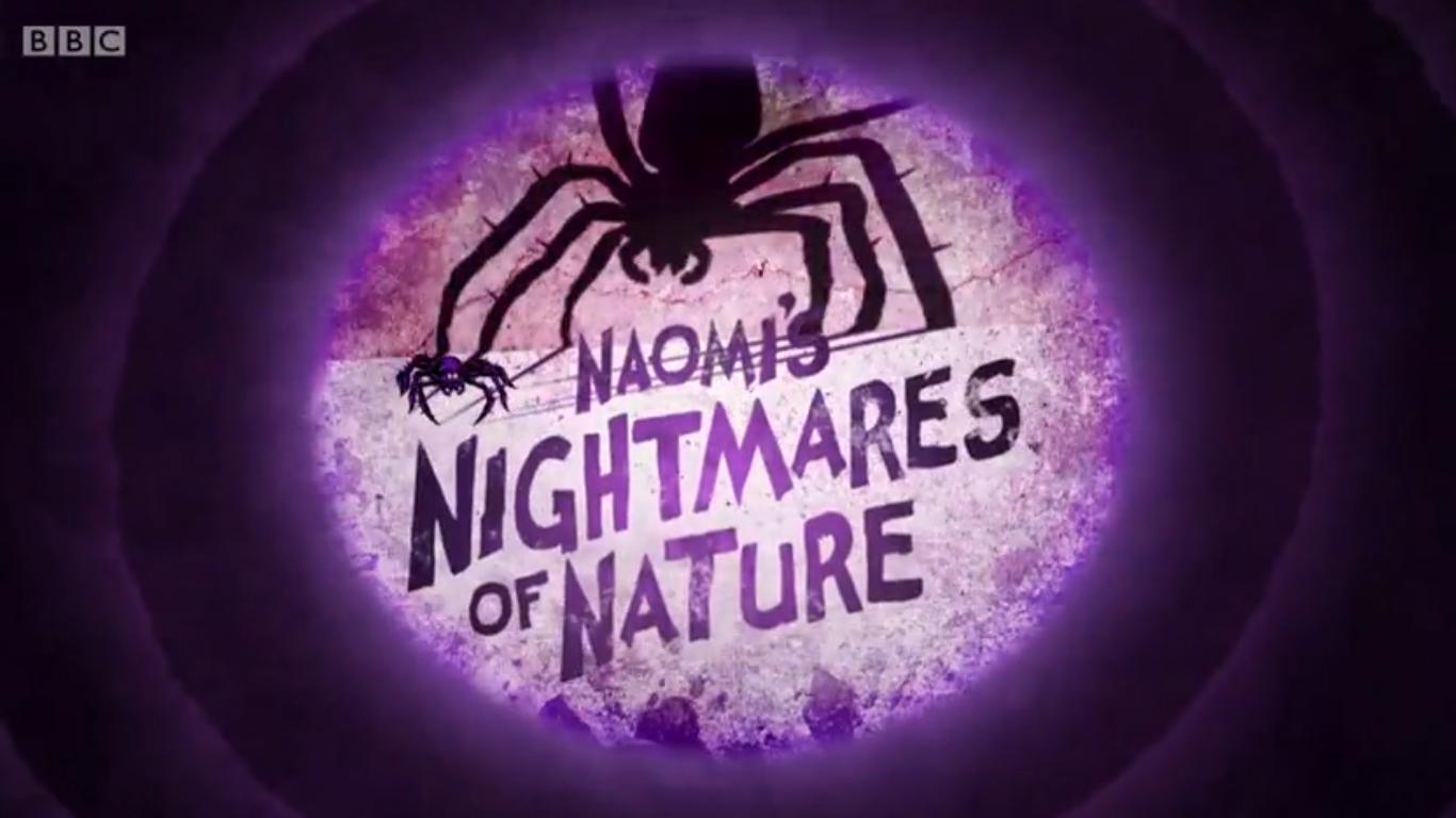 Las pesadillas de la naturaleza de Naomi