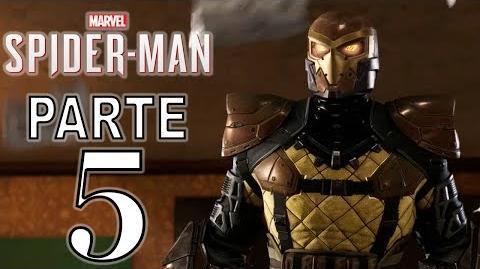 Spider-Man Gameplay en Español Latino Parte 5 - No Comentado (PS4 Pro)