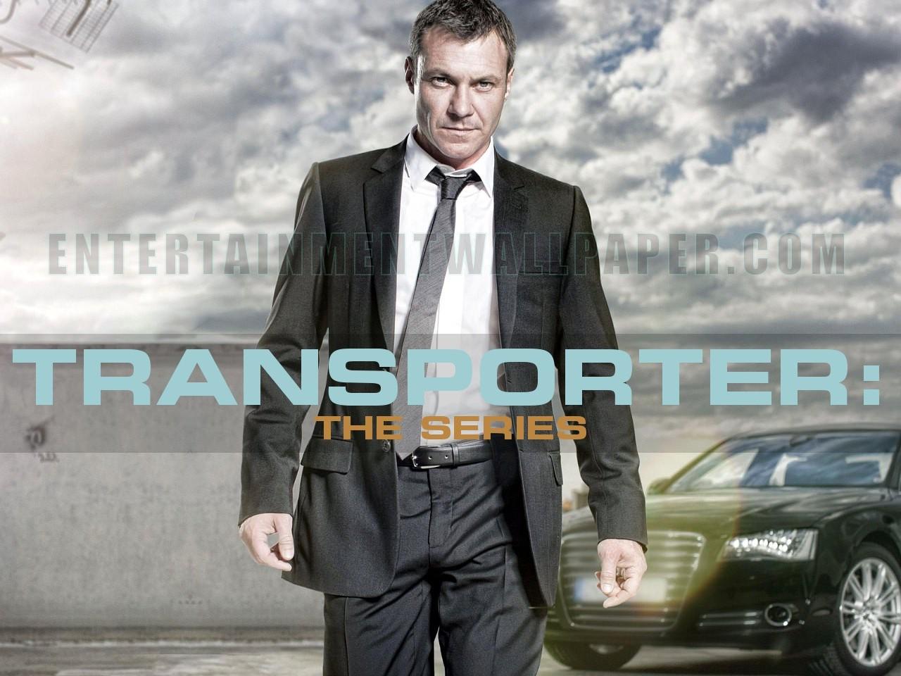 El Transportador: La serie