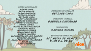 Creditos de doblaje The Loud House ESLA (S317-2)
