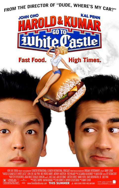 Harold y Kumar van a White Castle
