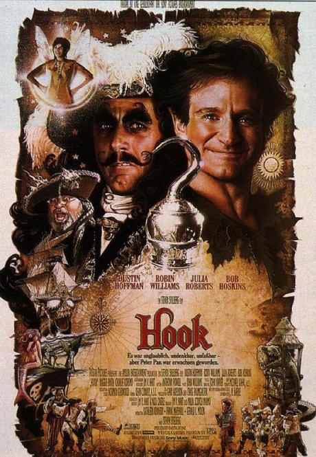 Hook: El regreso del capitán Garfio