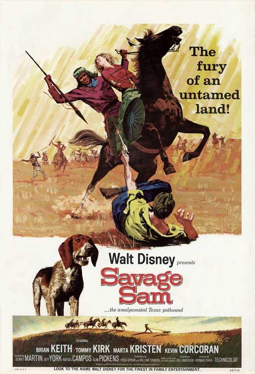 Sam, el salvaje