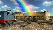 Thomas y sus amigos - Thomas y el arco iris