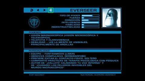 ARCHIVOS SECRETOS DE LA ANS Everseer