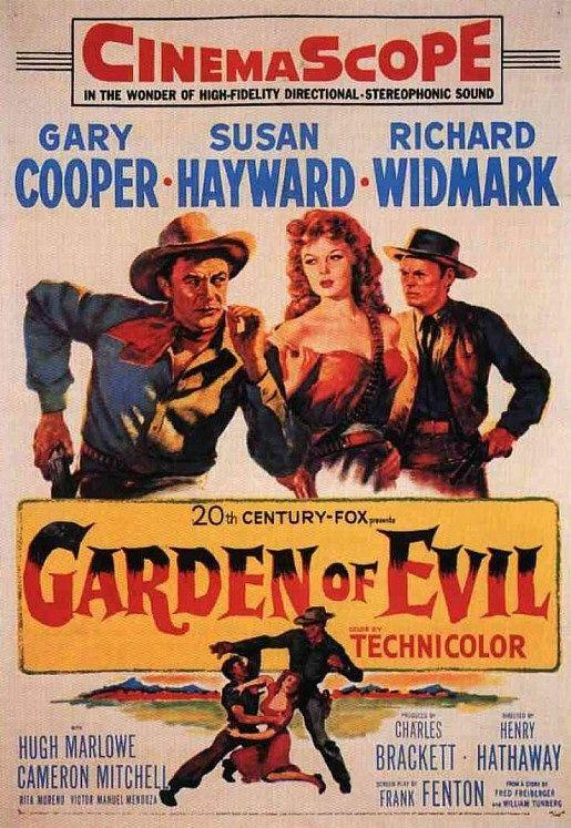 El jardín del mal